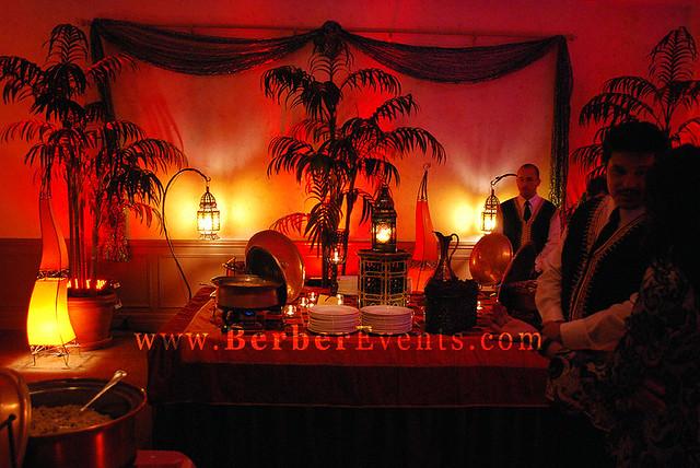 Arabian nights theme debutante party28 arabian nights for Arabian party decoration