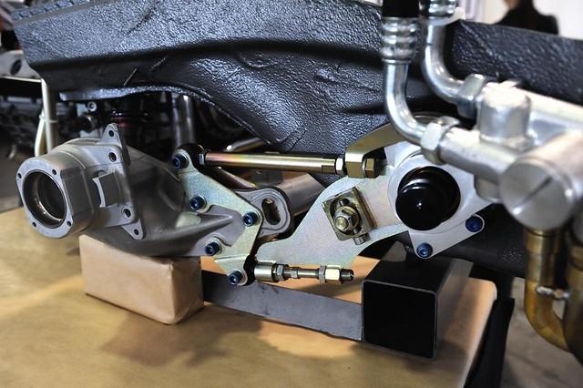 Porsche 911 Suspension Upgrades Elephant Racing Rear 911