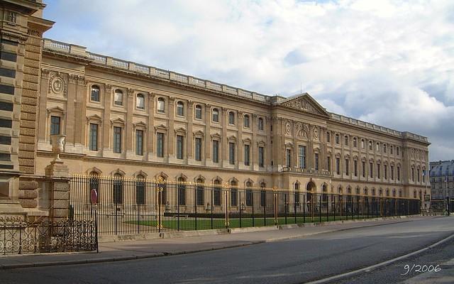 Palais du louvre musee de louvre le jardin de l 39 infante - Les jardins du louvre ...