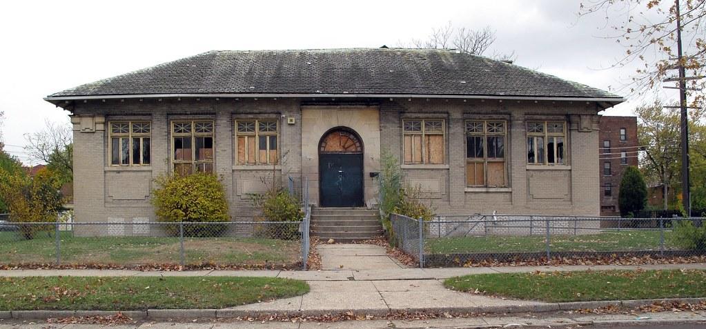 John S Gray Branch 1117 Field St Detroit John S Gray