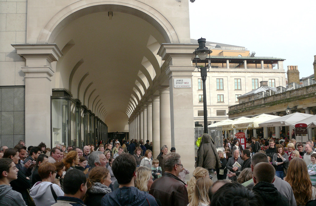Royal Opera House Covent Garden London Architects