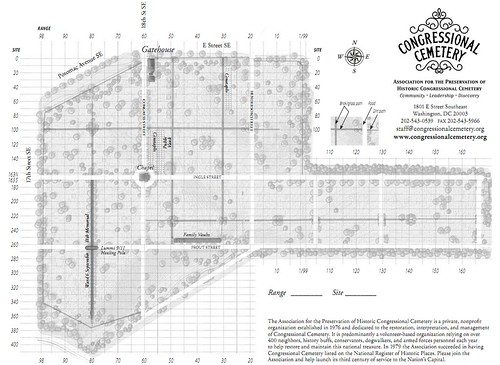 Daily Map | by Historic Congressional Cemetery