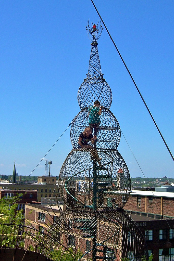 Rooftop - City Museum, St. Louis, MO