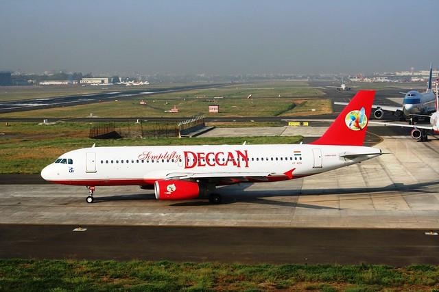AIR DECCAN 320-200 VT-ADW(cn2376)