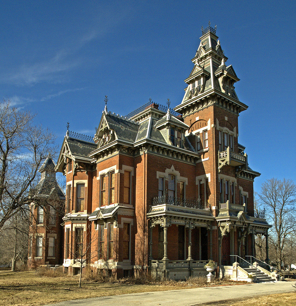Vaile Mansion 1881, Independence