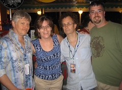 Dave Foley, Jenn, Kevin McDonald & Mark