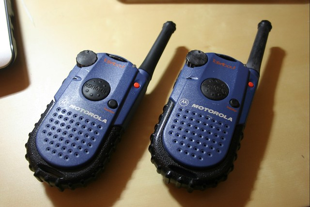 motorola two way walkie talkies
