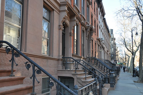 Brownstones and Stoops | by Jay Woodworth