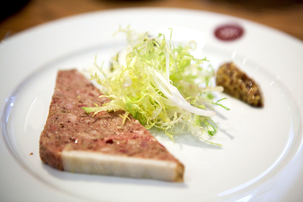 P t grand mere bar boulud lunch during restaurant week p flickr - Pate a crepe grand mere ...