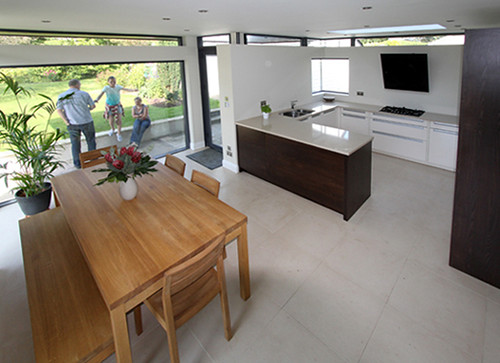 Gardenroom Brookfield Modern House Extension Bespoke Flickr