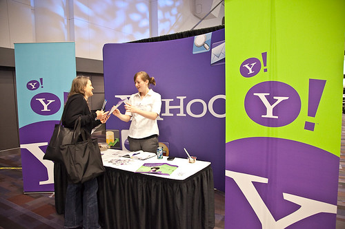 F5 Expo: Yahoo! Booth | by iima