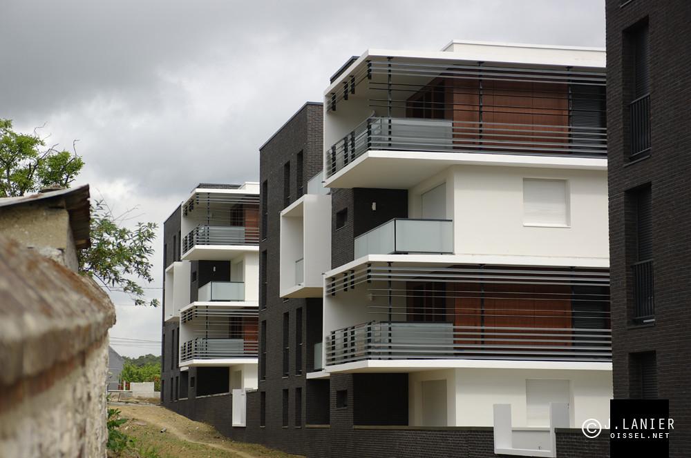 Architecture Jeu De Contrastes Pour