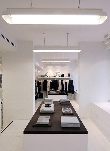 ... Modern Retail Interiors   Found Associates   By Plastolux
