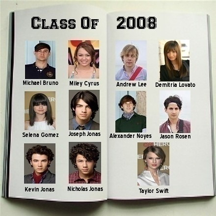 demi lovato yearbook pictures - photo #3