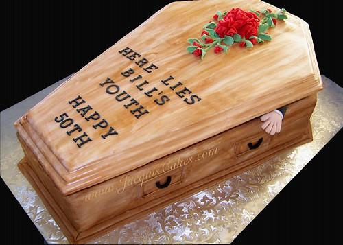 Coffin 50th Birthday 2 Flickr Photo Sharing