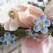 Pastel Millinery Flowers