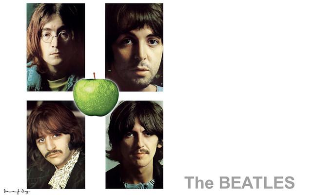 Book Cover Black Beatles : Beatles wallpaper white album graytness flickr