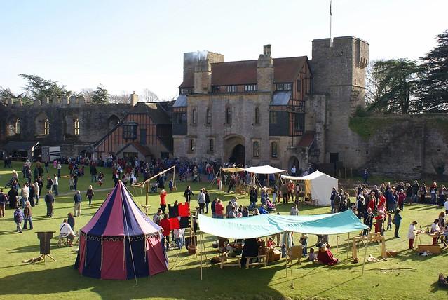Caldicot Castle Food Festival