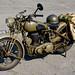 CD272 BSA M20 Motorcycle