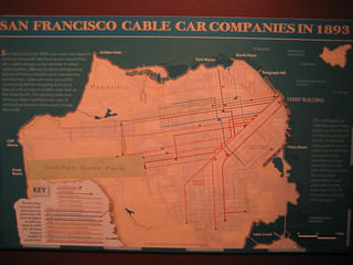 SAN FRANCISCO CABLE CAR COMPANIES IN 1893 | by dannyman