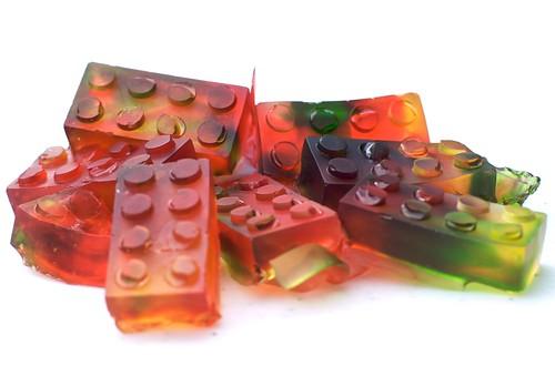 Gold Bear Lego Bricks | Flickr - Photo Sharing!
