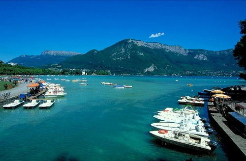 Le lac d 39 annecy rat s maviel haute savoie nous voici flickr - Office du tourisme lac d annecy ...