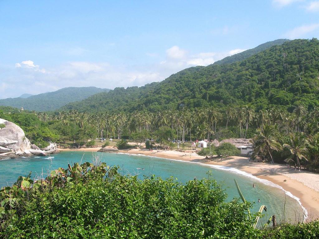 Playa Del Cabo San Juan, Tayrona Park, Santa Marta, Colombia 08