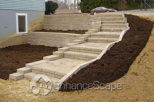 Outdoor Stair Ideas Stairs Such As These Can Enhance The B Flickr