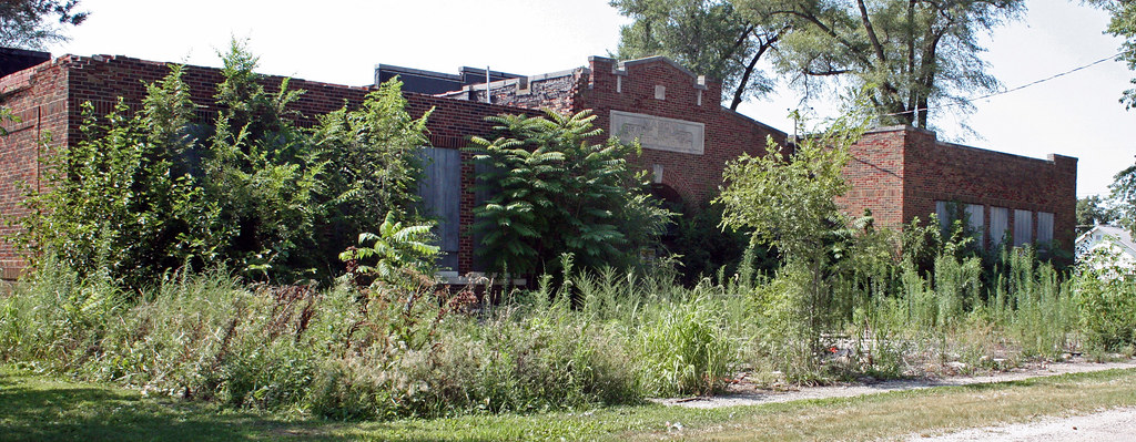Tovey Il Abandoned Grade School 1 Of 2 Quot For Sale
