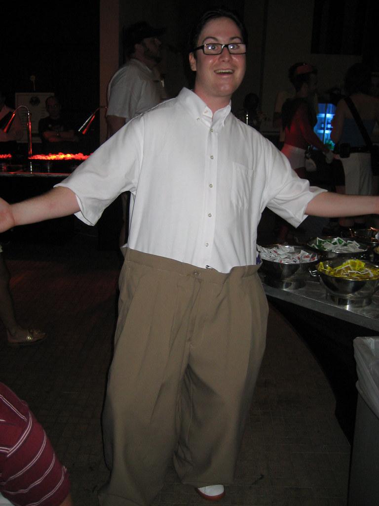 David Byrne Costume without jacket