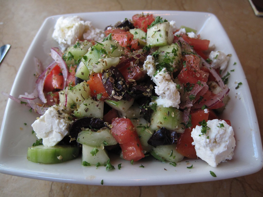 cheesecake factory | small plates and snacks - greek salad ... Onion