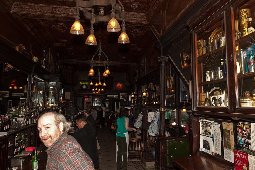 Old Town Bar Amp Restaurant Manhattan New York City Flickr
