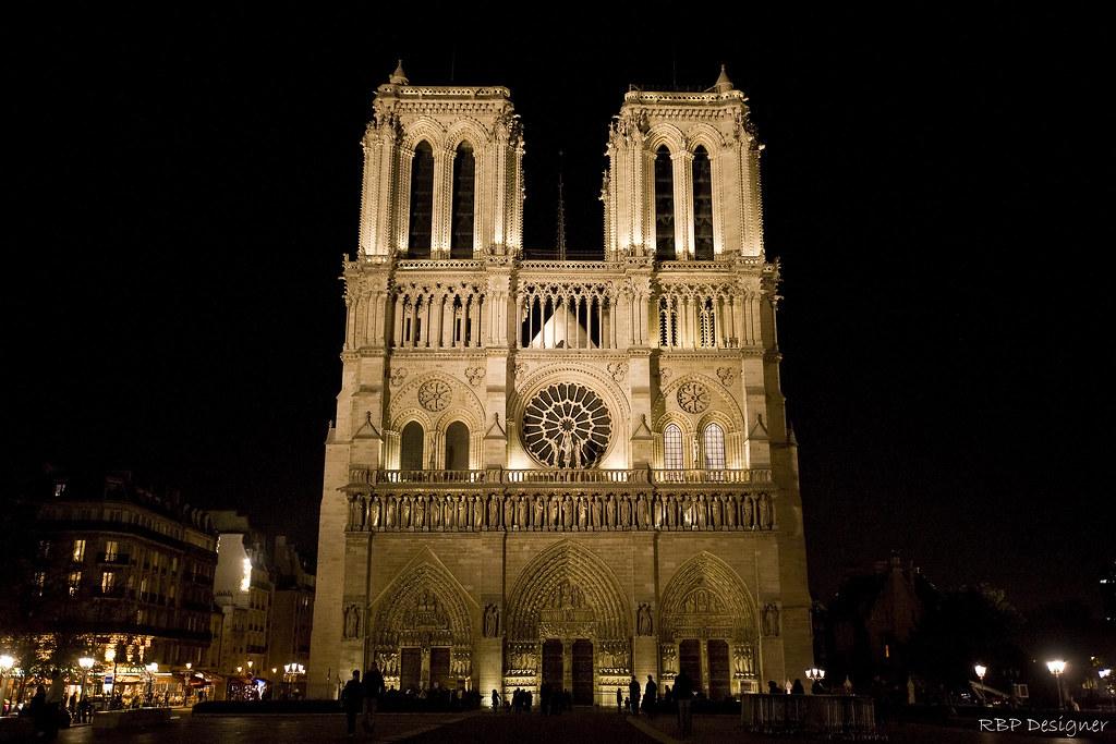 Image Cathédrale Notre Dame de Paris Cathédrale Notre-dame de