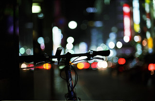 Bicycle in the Street | by huzu1959