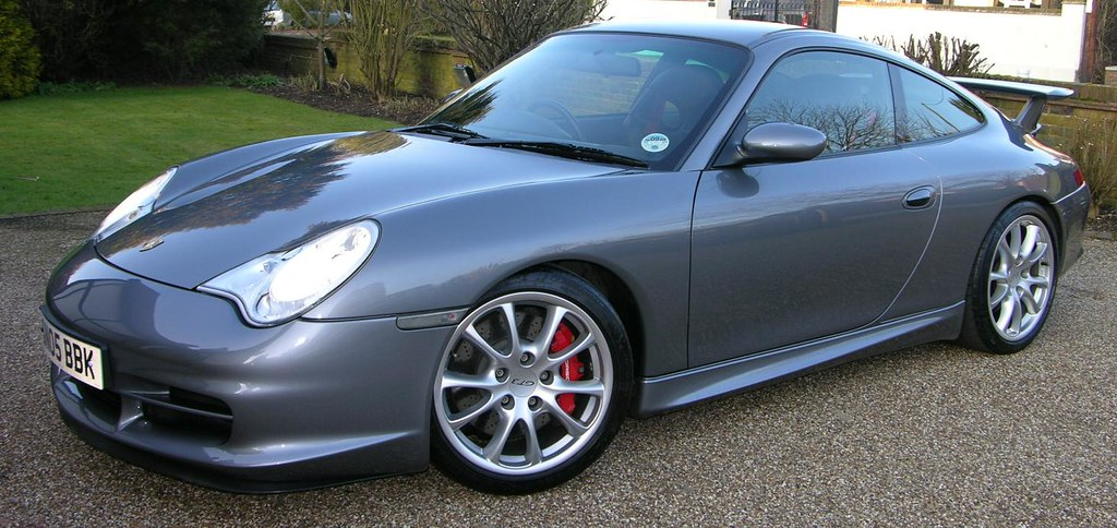 Porsche 911 R >> 2005 Porsche 911 GT3 | The Car Spy | Flickr
