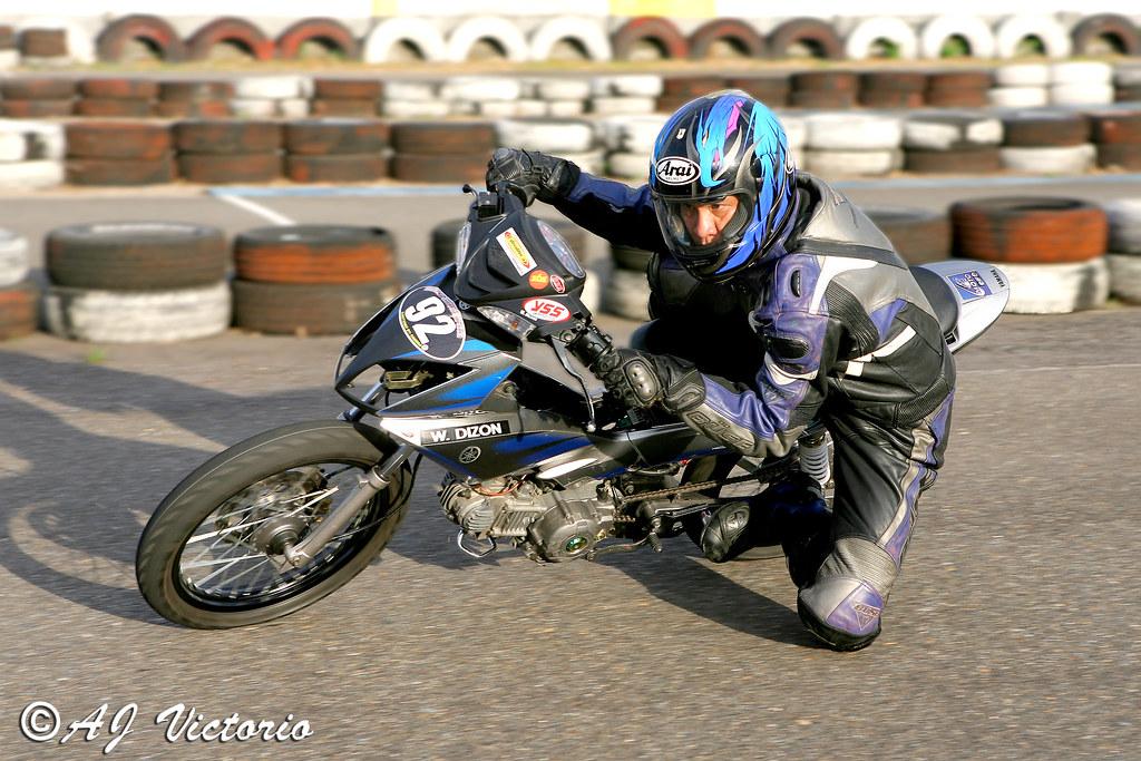Yamaha X1 Underbone Bike Setup Up For