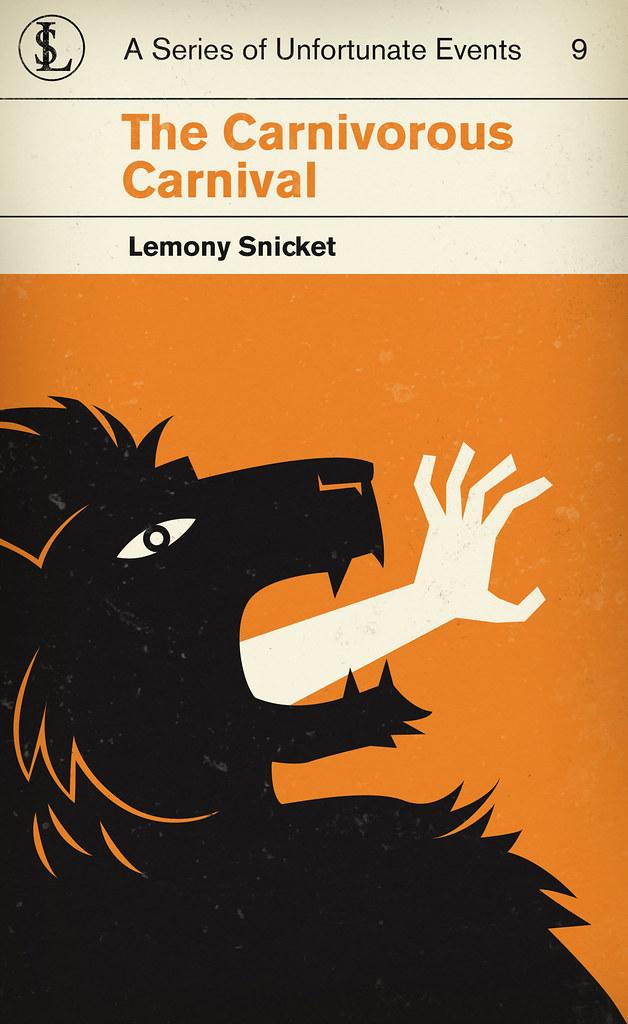 Carnivorous carnival book report