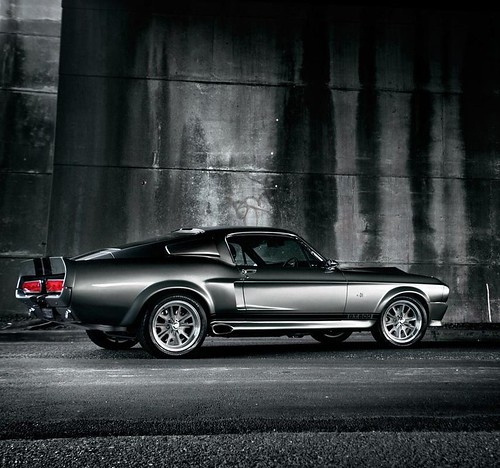 1967 Shelby Mustang GT 500 (Eleanor)