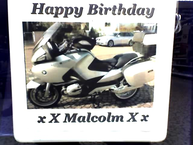 Happy Birthday, Malcolm X! | Snapped in Worcester (UK ...