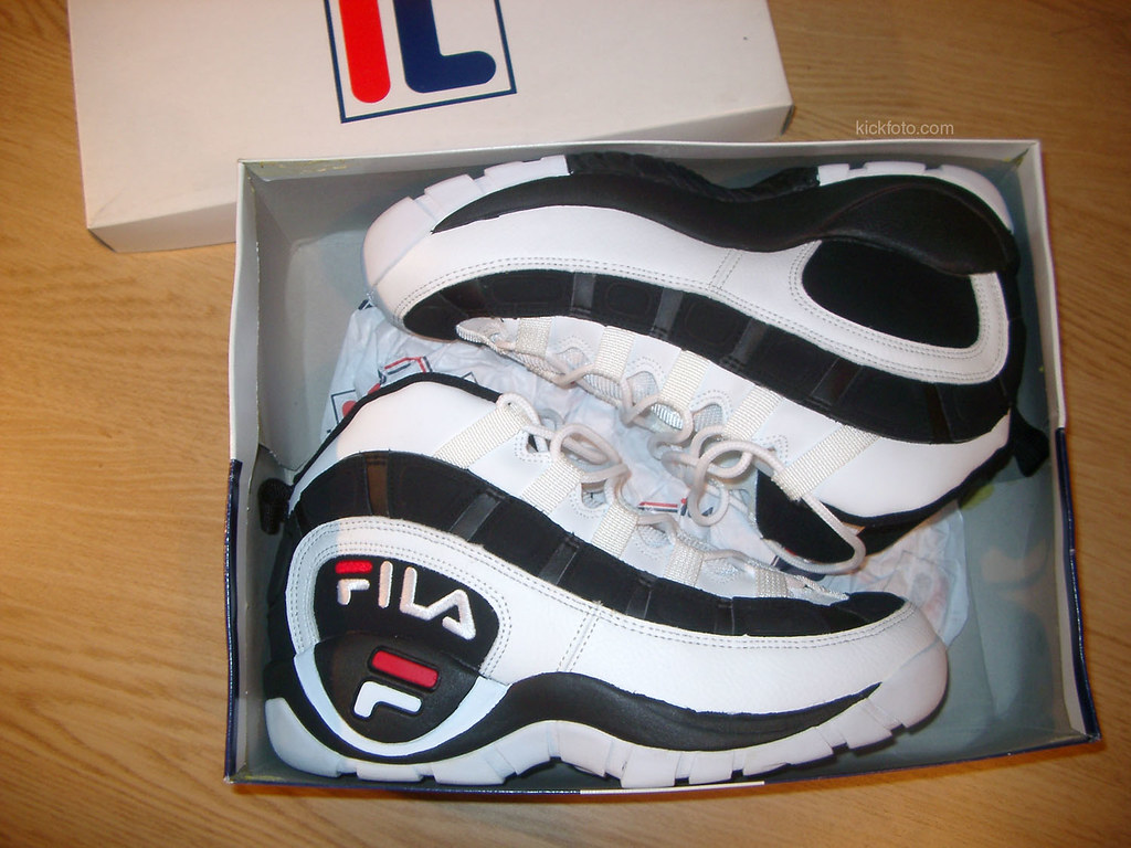 Fila Muscle ball | A pair of box fresh fila muscleball ...