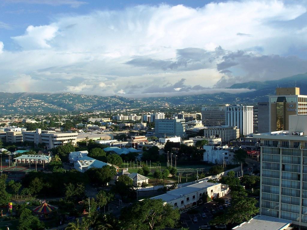 The Jamaica Pegasus Hotel Kingston  Jamaica
