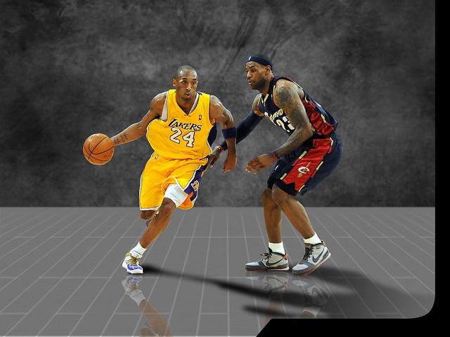 Kobe vs lebron kobe bryantlebron james desktop wallpaper flickr kobe vs lebron by swooshkidjm kobe vs lebron by swooshkidjm voltagebd Choice Image