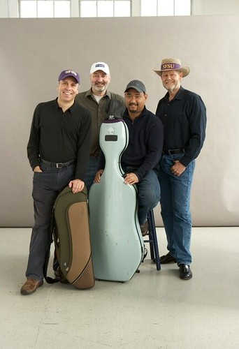 New School University >> Alexander String Quartet   San Francisco State University's …   Flickr