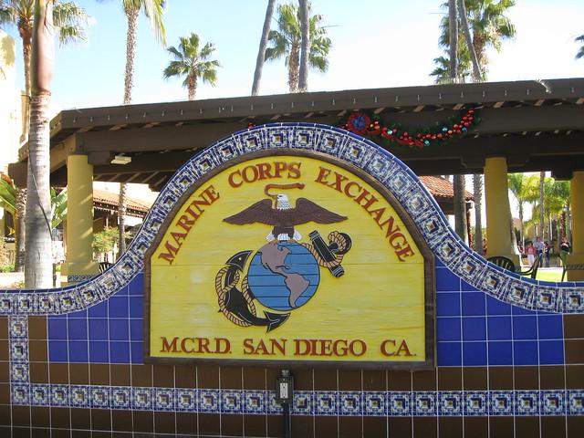 Marine Corps Recruit Depot, San Diego