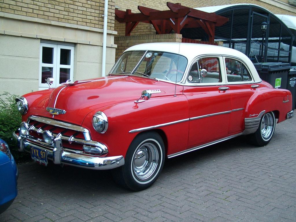Chevy deluxe 1952 chevrolet styleline deluxe 4 door for 1952 chevy 4 door