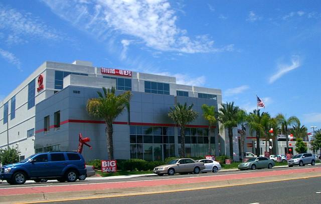 ... Toyota Dealership In Huntington Beach, CA | By Mrbinfv