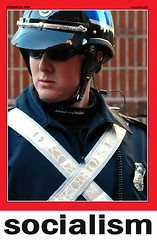 Faces of Socialism: Police Officer 2