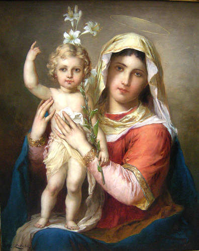Madonna with child | by sofi01