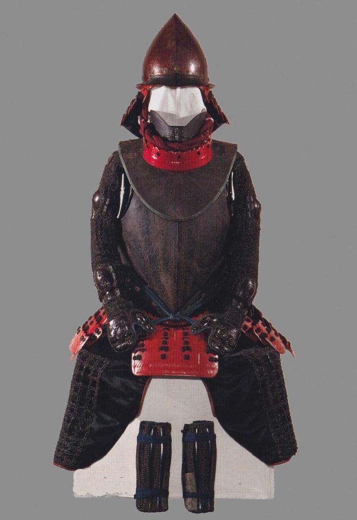 tokugawa ieyasus namban armortoshogu this is the