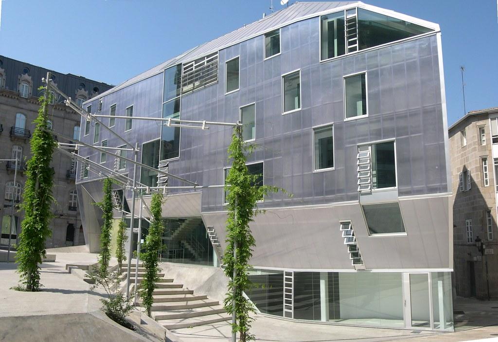 Colegio oficial de arquitectos de vigo 14 coav nueva sede flickr - Arquitectos vigo ...